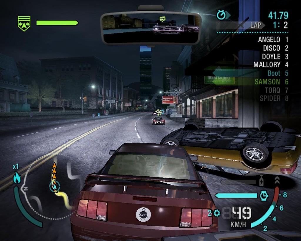 Фото need for speed: most wanted (2005) способны ярче дополнить представления об игре
