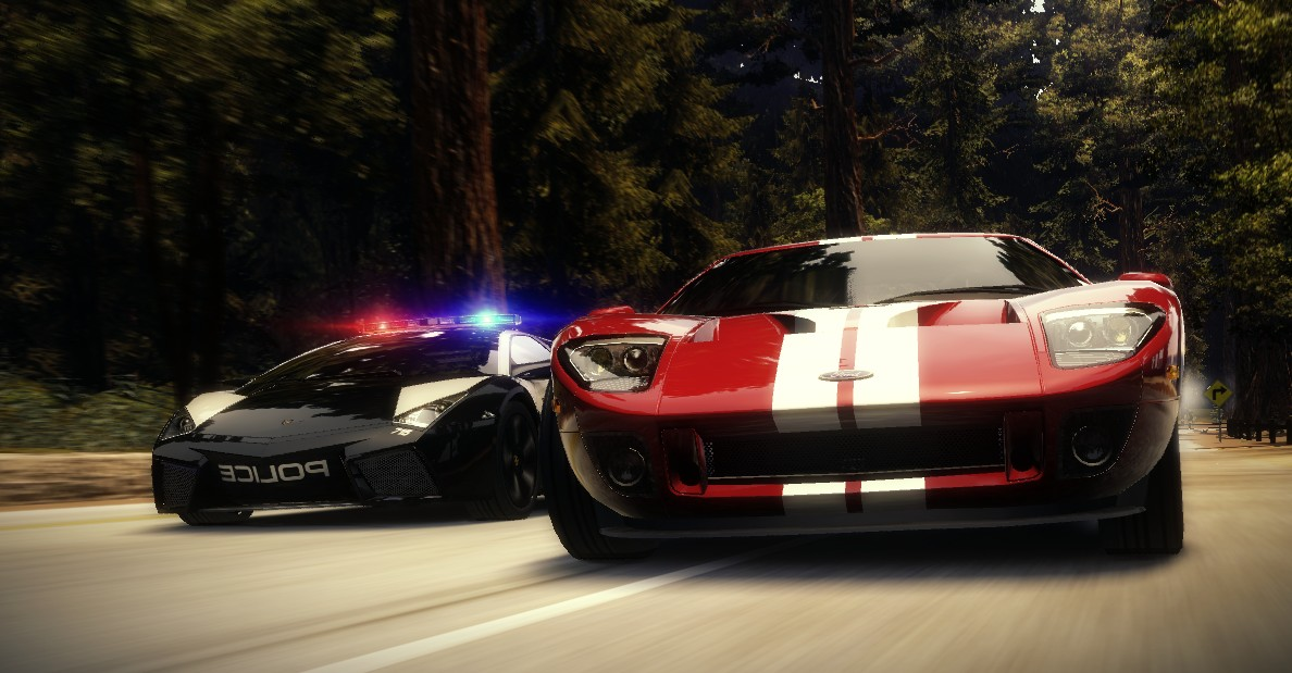 Need for speed not pursuit